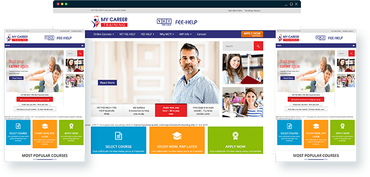 Website Development Agency Australia