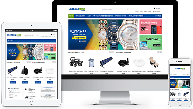 Online Store Management Services Australia