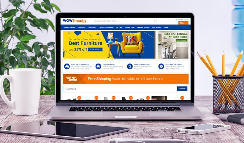 Ecommerce Store Management Company Australia