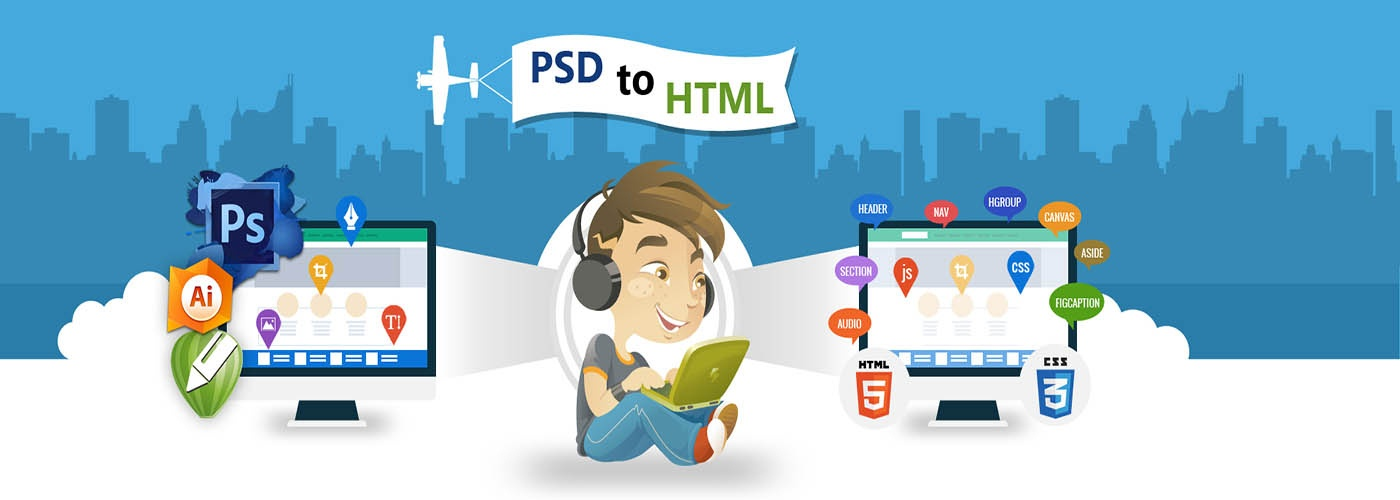 Prime Ideas for Selecting PSD To HTML Conversion Service